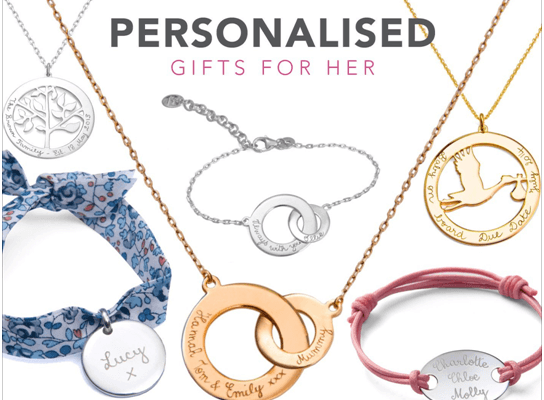 4 Great Reasons to Choose Personalised Gifts